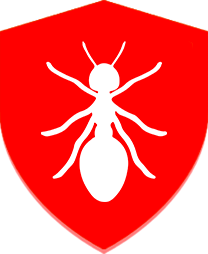 insects and bugs shield
