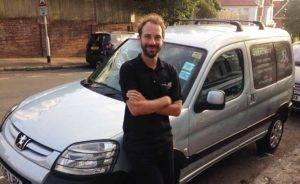 Ky Mossman Pest Control Technician in Brighton